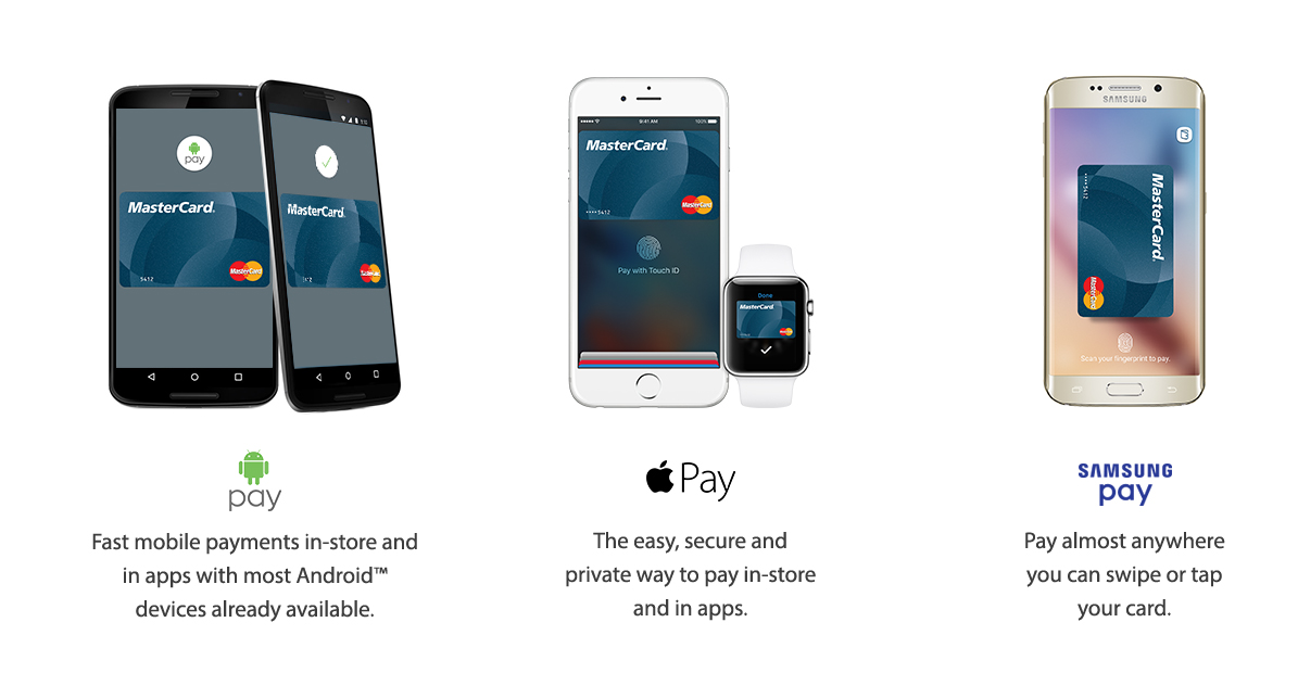 Apple & Android Pay | My Community Credit Union